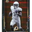 JAMISON CROWDER 2015 Bowman REFRACTOR #86 ROOKIE Duke Blue Devils REDSKINS