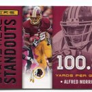 ALFRED MORRIS 2013 Panini R&S Statistical Standouts INSERT Redskins
