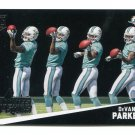 DeVANTE PARKER 2015 Panini R&S #RE15 ROOKIE Louisville Cardinals DOLPHINS