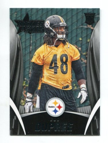 ALVIN BUD DUPREE 2015 Panini R&S #192 ROOKIE Kentucky Wildcats STEELERS