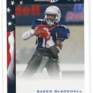 SAEED BLACKNALL 2014 Upper Deck UD USA Football #2 Penn State Nittany Lions WR