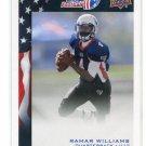 RAMAR WILLIAMS 2014 Upper Deck UD USA Football #97 Navy Naval Academy QB