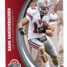 DANE SANZENBACHER 2015 Panini Collegiate Collection #19 OHIO STATE BUCKEYES Bears