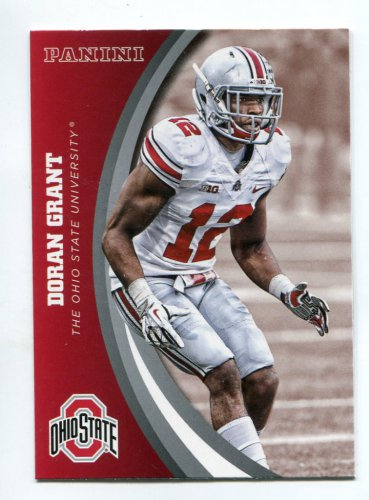 DORAN GRANT 2015 Panini Collegiate Collection #23 Rookie OHIO STATE BUCKEYES Steelers
