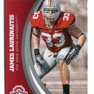 JAMES LAURINAITIS 2015 Panini Collegiate Collection #29 OHIO STATE BUCKEYES Rams