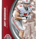 JEFF HEUERMAN 2015 Panini Collegiate Collection #30 OHIO STATE BUCKEYES Broncos