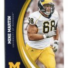 MIKE MARTIN 2015 Panini Collegiate Collection #29 MICHIGAN WOLVERINES
