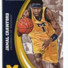 JAMAL CRAWFORD 2015 Panini Collegiate Collection #28 MICHIGAN WOLVERINES Clippers