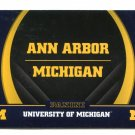 ANN ARBOR 2015 Panini Collegiate Collection #2 MICHIGAN WOLVERINES