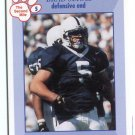 BRAD SCIOLI 1998 Penn State Second Mile College Card COLTS DE