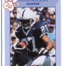 DAVID MACKLIN 1998 Penn State Second Mile College Card CARDINALS Colts CB