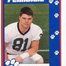 KYLE BRADY 1993 Penn State Second Mile TE Jets JAGUARS Patriots