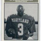 CALVIN ARRINGTON 1992 Big 33 Maryland MD High School card LOUISVILLE Cardinals DB