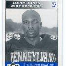 COREY JONES 1995 Big 33 Pennsylvania PA High School card PENN STATE