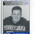 RICK STANKEWICZ 1995 Big 33 Pennsylvania PA High School card PENN STATE