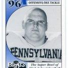 JOHN BLICK Big 33 Pennsylvania PA High School card PENN STATE