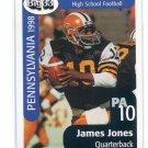 JAMES JONES 1998 Big 33 Pennsylvania PA High School Honorary Chairman USC Trojans QB