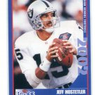 JEFF HOSTETLER 2002 Big 33 Pennsylvania PA Honorary Chairman WEST VIRGINIA Mountaineers QB
