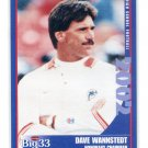 COACH DAVE WANNSTEDT 2002 Big 33 Pennsylvania PA Honorary Chairman PITT Panthers