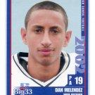 DAN MELENDEZ 2002 Big 33 Pennsylvania PA High School card MARYLAND Terps