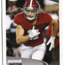 GEHRIG DIETER 2017 Sage Hit Premier #3 ROOKIE Alabama Crimson Tide WR