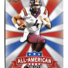 JEROD EVANS 2017 Leaf Draft All-American INSERT ROOKIE Virginia Tech Hokies WR