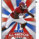 JONATHAN ALLEN 2017 Leaf Draft All-American #AA-13 INSERT ROOKIE Alabama Tide DE