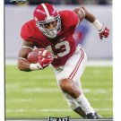 ARDARIUS STEWART 2017 Leaf Draft #4 ROOKIE Alabama Crimson Tide WR