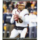 COOPER RUSH 2017 Leaf Draft GOLD SP #14 ROOKIE Central Michigan QB