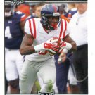 DAMORE'EA STRINGFELLOW 2017 Leaf Draft #20 ROOKIE Ole Miss Rebels WR