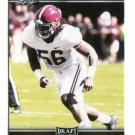 TIM WILLIAMS 2017 Leaf Draft GOLD SP #66 ROOKIE Alabama Crimson Tide OLB