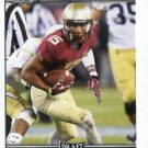 TRAVIS RUDOLPH 2017 Leaf Draft #68 ROOKIE Florida State Seminoles WR