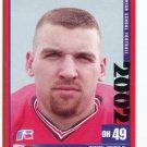 MIKE KUDLA 2002 Big 33 Ohio OH High School card OHIO STATE Buckeyes