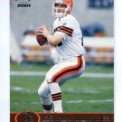 KEVIN THOMPSON 2001 Pacific #113 Penn State BROWNS QB