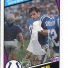 LEO WISNIEWSKI 1984 Topps #20 ROOKIE Penn State COLTS