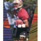 CHAFIE FIELDS 2000 Collector's Edge CE Supreme #U167 ROOKIE Penn State 49ers