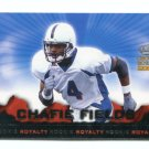 CHAFIE FIELDS 2000 Pacific Crown Royale #7 ROOKIE Penn State 49ers