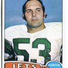 WARREN KOEGEL 1975 Topps #339 ROOKIE Penn State NY JETS