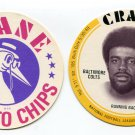 LYDELL MITCHELL 1976 Crane Discs #21 Penn State COLTS