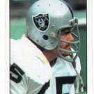 Rare MATT MILLEN 1981 Topps Sticker #101 ROOKIE Penn State RAIDERS