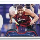 JOHNATHAN HANKINS 2013 Topps #96 ROOKIE Ohio State Buckeyes NY GIANTS