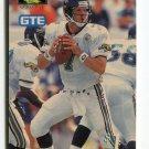 STEVE BEUERLEIN 1995 Pro Line Classic Series II PHONE CARD Jaguars QB