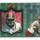 SKIP HICKS 1998 Playoff Absolute SSD #116 ROOKIE UCLA Bruins REDSKINS
