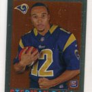 STEDMAN BAILEY 2013 Topps Chrome MINI INSERT ROOKIE West Virginia Mountaineers RAMS