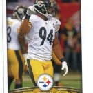 LH) LAWRENCE TIMMONS 2015 Panini Stickers #121 Florida State Seminoles STEELERS