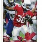 LH) ANDRE ELLINGTON 2015 Panini Stickers #401 Clemson Tigers ARIZONA Cardinals