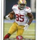 LH) VERNON DAVIS 2015 Panini Stickers #431 Maryland Terps 49ers Redskins