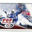 LH) POP WARNER 2015 Panini Stickers #455