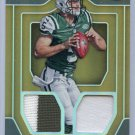 CHRISTIAN HACKENBERG 2016 Panini Infinity Dual JERSEY PATCH ROOKIE Penn State NY JETS QB #d/8