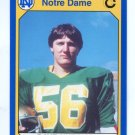 DAVE HUFFMAN 1990 Notre Dame Collegiate Collection #67